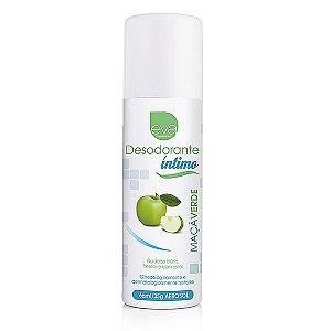 Desodorante Íntimo 66ml Maçã Verde Eva Cosméticos