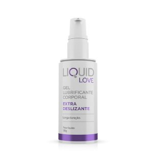 Liquid Love Extra Deslizante Gel Lubrificante Corporal