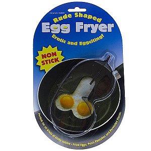 Egg Fryer - Forma em formato de seios