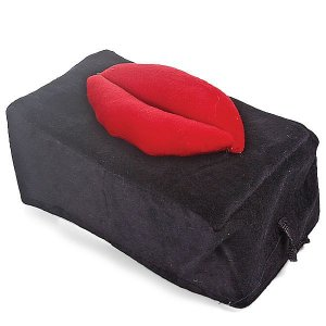 Funny Tissue Box - Porta Lenço Em Formato De Boca