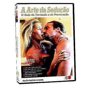 DVD - A Arte da Sedução - O Guia da Tentação e da Provocação - Loving Sex