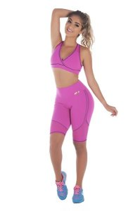 Bermuda Rosa Fitness
