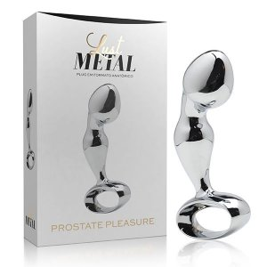 Lust Metal - Plug Prostate Pleasure