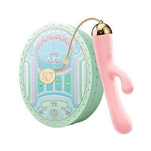 ZALO - Lolita Ichigo Rabbit Vibrator - Rosa