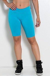 Bermuda Ciclista (Azul Celeste)