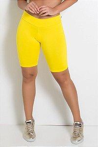 Bermuda Ciclista (Amarelo)