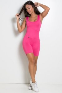 Macaquinho Carol (Rosa Pink)