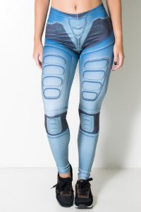 Legging Robô Sublimada