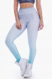 Calça Legging Sublimada Green Fade