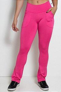 Calça Bailarina Isabel (Rosa Pink