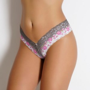 Tanga Renda Sublimada