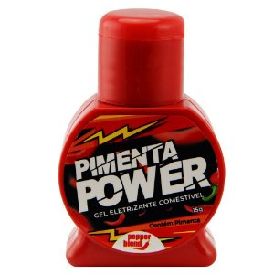 Pimenta Power Eletrizante Comestível 15g Pepper Blend