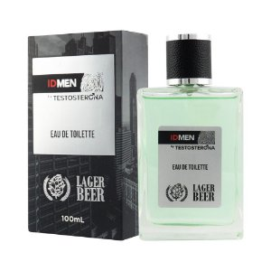 Perfume Eau de Toillet Lager Beer Idmen 100ml Soft Love