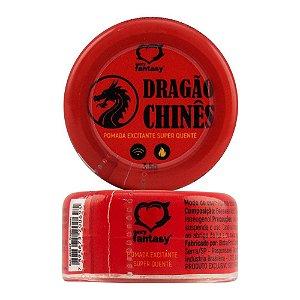 Dragão Chinês Pomada Excitante 3,5g Sexy Fantasy