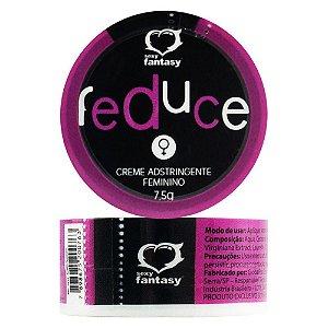 Reduce Creme Adstringente Feminino Pote 7,5g Sexy Fantasy