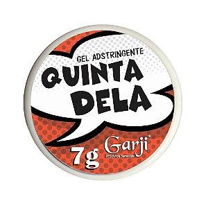 Quinta Dela Gel Adstringente Feminino 7g Garji