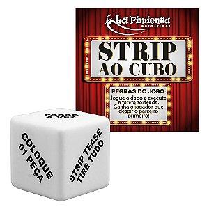 Jogo Dadinho Strip Ao Cubo La Pimienta