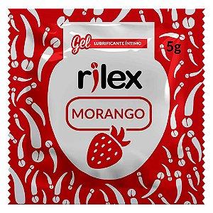 Sachê Lubrificante Íntimo Morango 5g Rilex