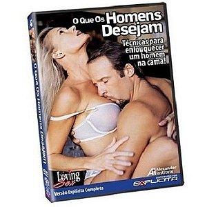 DVD - O Que Os Homens Desejam - Loving Sex