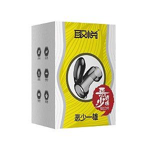 Vibrating Ring - Anel Vibratorio Com Estimulador Clitoriano