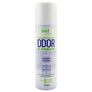 Odor Free Spray Higienizador Íntimo 166ml Intt