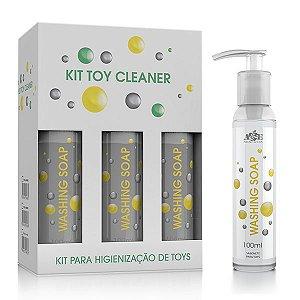 Kit Washing Soap 6 Unidades - Sabonete Para Toys