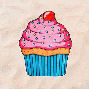 Canga Redonda - Cupcake