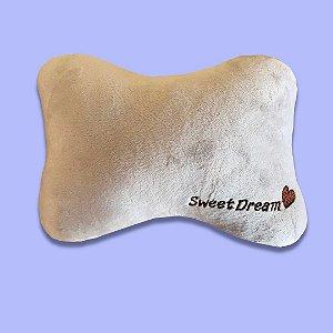Almofada Para Encosto de pescoço Sweet Dream
