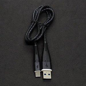 CABO EXTENSAO USB TIPO A PARA USB TIPO C 1M