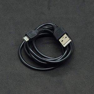 CABO EXTENSAO USB TIPO A PARA MICRO USB 1,2M