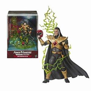 Power Rangers Lightning Collection Mighty Morphin Lord Drakkon EVO III Hasbro Con 2020 Exclusive