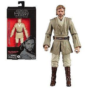 Star Wars The Black Series 6 Obi-Wan Kenobi (Jedi Knight) Attack Of The Clones