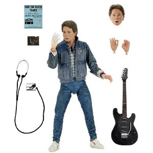 NECA Back to the Future Ultimate Marty McFly (1985 Audition ver.) Figure