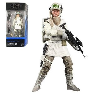 Star Wars The Black Series 6 Hoth Rebel Soldier (Empire Strikes Back)