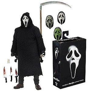 NECA Scream Ultimate Ghostface Figure