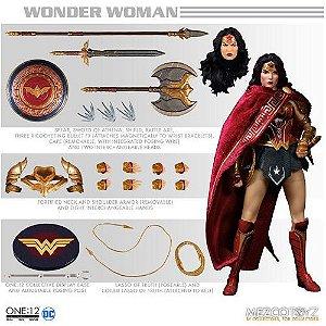 Mezco One:12 Collective DC Comics Wonder Woman