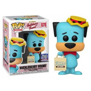 Funko Pop Hanna-Barbera – Huckleberry Hound with Hollywood Bag