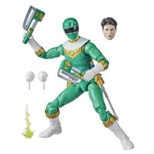 Power Rangers Lightning Collection Zeo Green Ranger