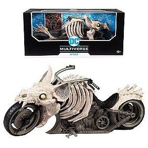 McFarlane Dark Nights: Death Metal DC Multiverse Batcycle
