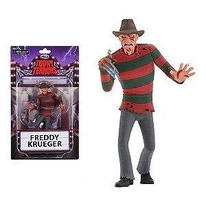NECA Toony Terrors A Nightmare On Elm Street - Freddy Krueger
