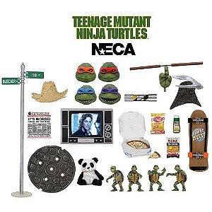 NECA Teenage Mutant Ninja Turtles (1990 Movie) – 7″ Scale Accessory Set
