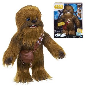 Star Wars Ultimate Co-pilot Chewie Interactive Plush FurReal