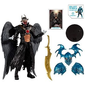 DC Multiverse The Batman Who Laughs with Sky Tyrant Wings Action Figure (Baf The Merciless)