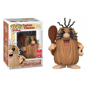 Funko Pop - #403 Captain Caveman SDCC 2018 Limited Edition