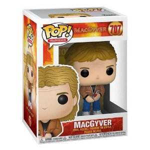 Funko Pop Television MacGyver – MacGyver