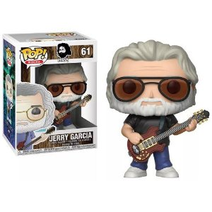 Funko Pop Rocks Grateful Dead Jerry Garcia