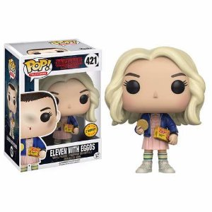 Funko Pop Television Stranger Things Eleven With Eggos Chase Variant