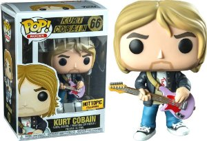 Funko Pop - #66 Kurt Cobain