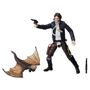 Star Wars Black Series 6 Han Solo & Mynock SDCC 2018 Exclusive Set