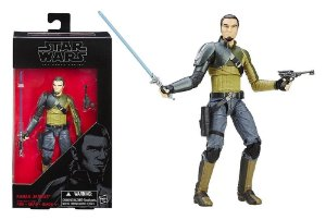 Star Wars The Black Series 6 Kanan Jarrus